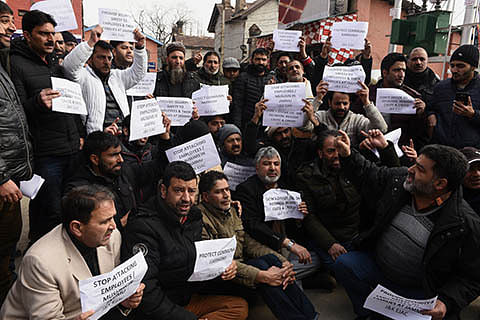 Ensure protection to Kashmiris in Jammu: EJAC to Govt