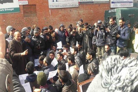 Jammu violence has agenda other than mourning CRPF killings: Er Rashid