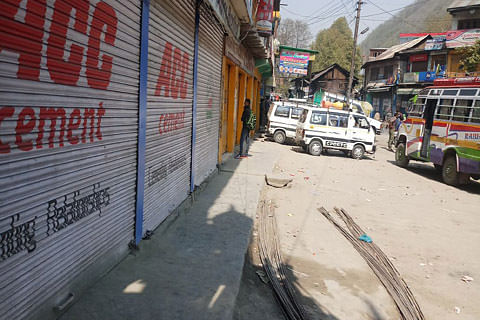 Banihal shuts against Jammu mob attacks