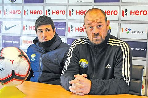 I-League Srinagar match unlikely today as visitor Minerva Punjab yet to arrive