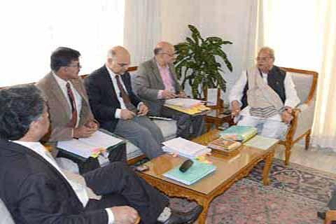 SAC approves Srinagar Master Plan