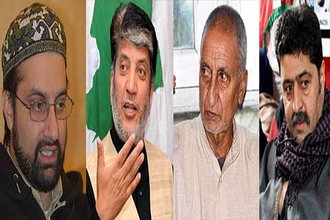 Security cover of 4 separatist leaders withdrawn