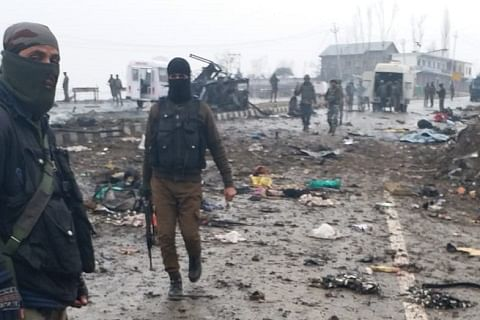 Pulwama attack  aftermath