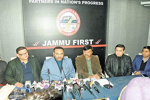 JCCI claims Kashmiris safer in Jammu than home