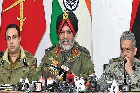 Anyone who picks up gun will be eliminated: Army