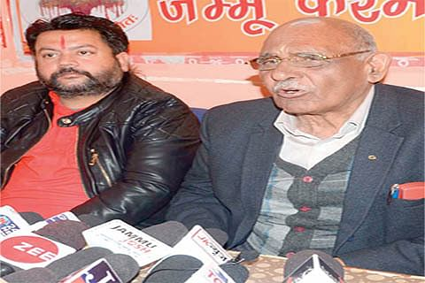 VHP demands 'exemplary action' against militants, their 'sympathisers'
