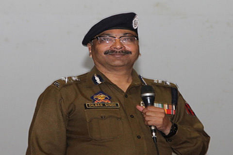 Working on certain leads, says DGP