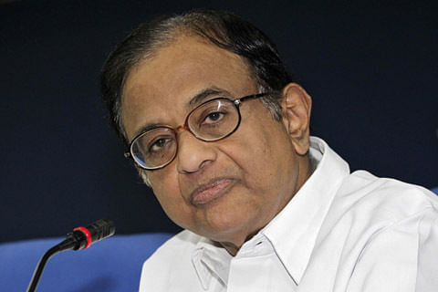 """People don""""t want Kashmiris to be part of Indians, irony is depressing: Chidambaram"""
