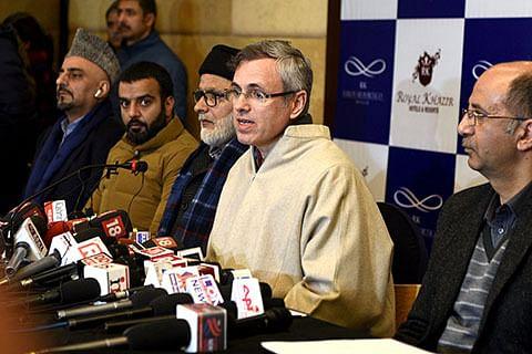 Omar slams 'systematic targeting' of Kashmiris
