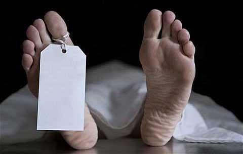 Man falls from hillock, dies