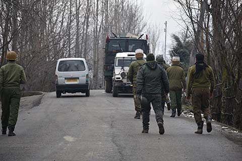 2 militants killed in Sopore gunfight