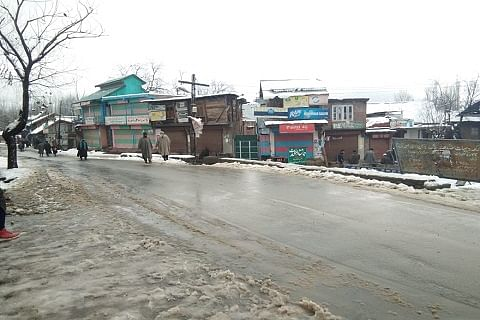 Bandipora shuts after reports of killing of local militant in Sopore gunfight
