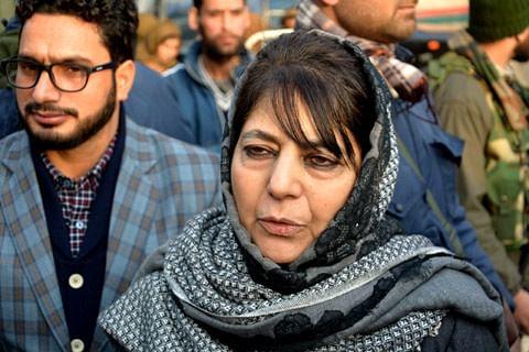 Mehbooba, Sajjad Lone question crackdown on Jamaat-e-Islami Kashmir