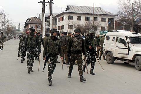 Software-based transfer policy for paramilitary forces soon