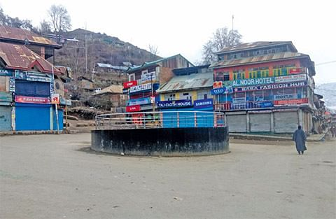 Bandipora shuts to mourn militant's killing