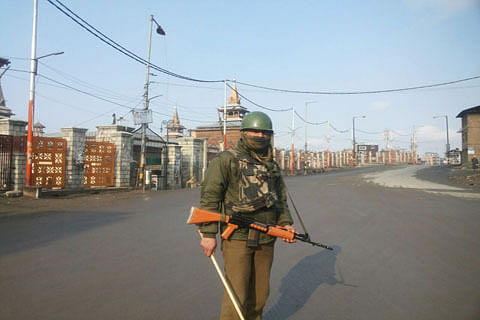 Restrictions in Srinagar to prevent protests against mass arrests