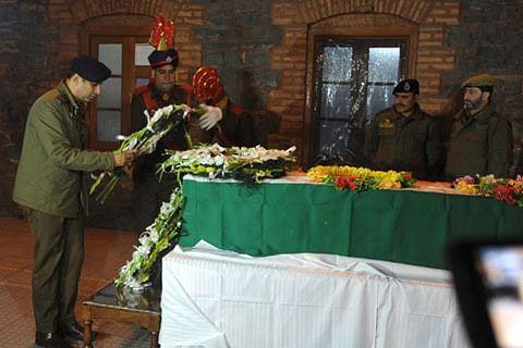 Senior police officer, soldier, three militants killed in Kulgam gunfight
