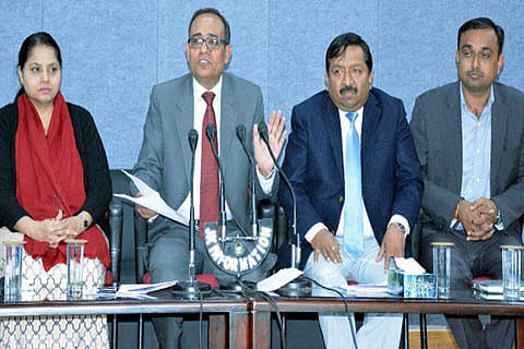 As rumours fly thick and fast, Govt says 'no need to panic'
