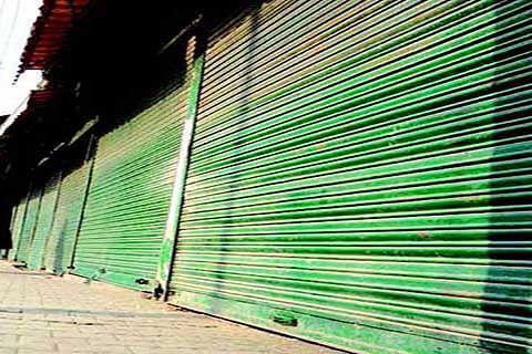 Rafiabad shuts to seek body of militant killed in Sopore encounter