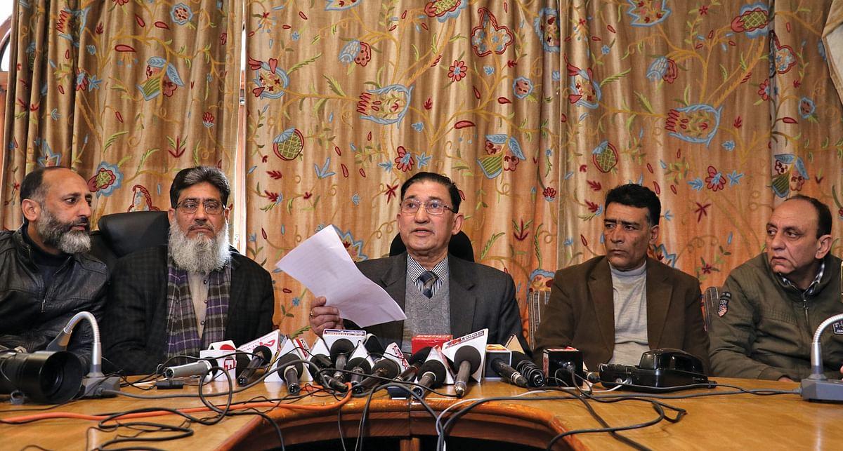 Kashmir Inc slams NIA summons, JeI ban