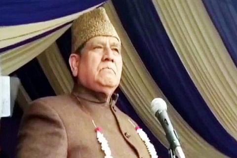 Akbar Lone gets show-cause notice