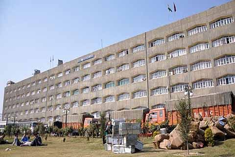 500 surplus computers to be relocated to Civil Sectt Srinagar from Jammu