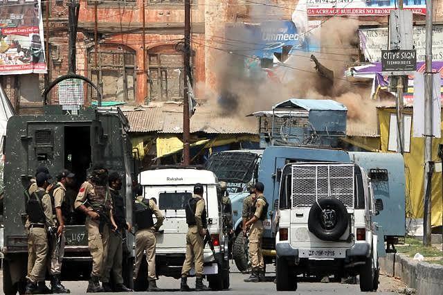 2 Jaish militants killed in Shopian gunfight