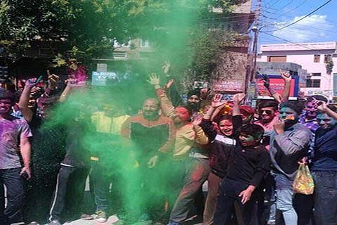 'No Holi celebrations at Raj Bhavan this year'
