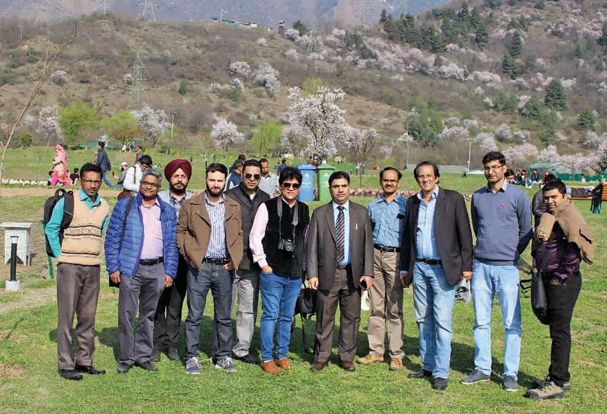 Tourism department organises FAM tour for Maharashtra vernacular media persons