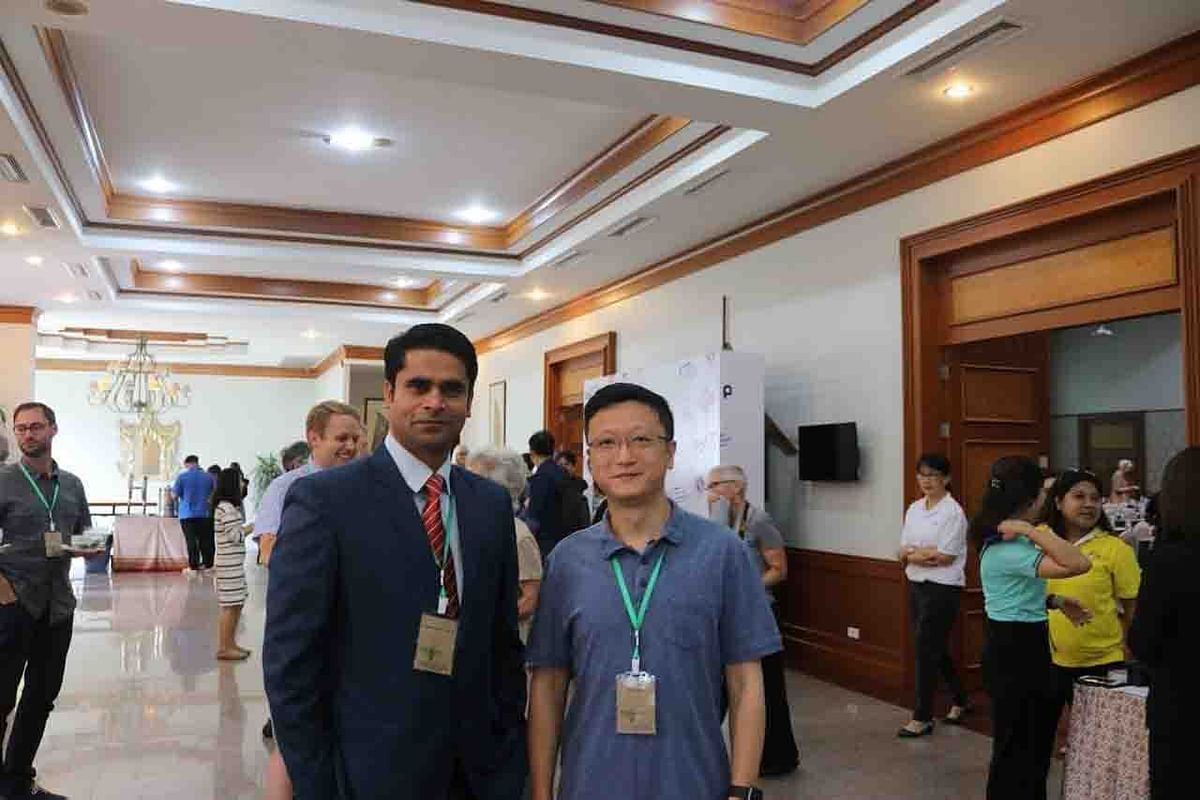 BGSBU signed MoU with China Agricultural University