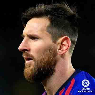 Messi wins record 7th scoring title in Spanish league