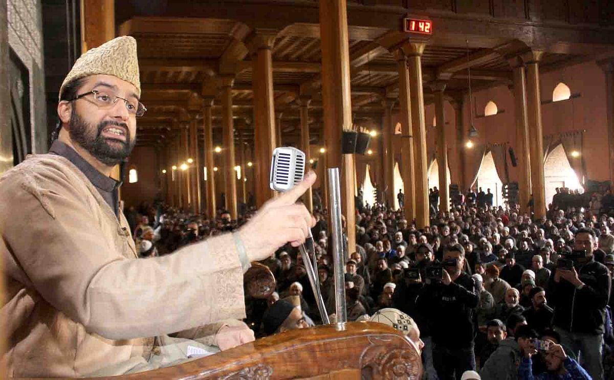 Mirwaiz to deliver sermon on Mehraj-un Nabi (SAW)