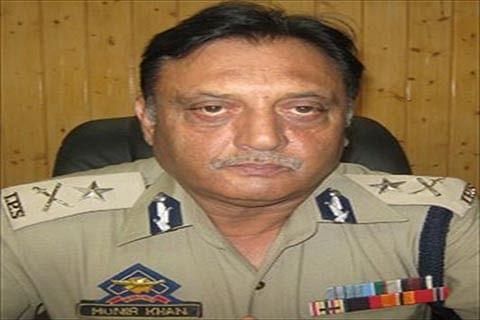Haven't declared alert in any part of Kashmir: ADGP Khan