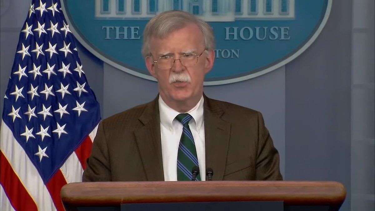 Pakistan assures US to deal 'firmly' with all militants, says NSA Bolton