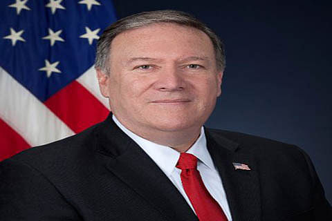 Chinese forces moved up to north of India along LAC: Pompeo