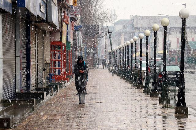J&K, Ladakh brace for another spell of rain, snow