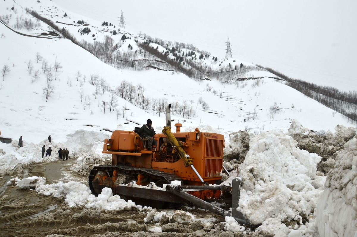 'Project Beacon worked relentlessly this winter to keep roads open'