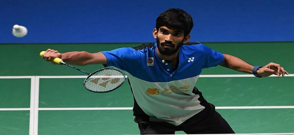 Srikanth seals final spot at India Open