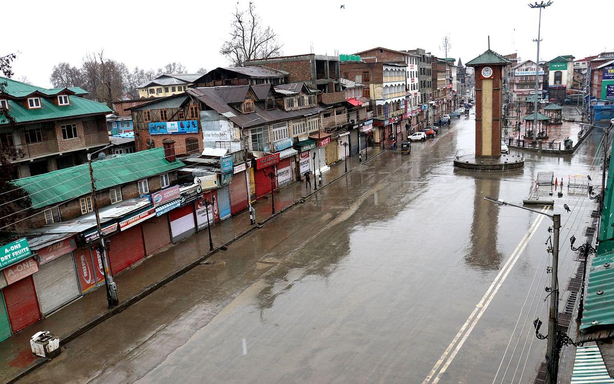 Kashmir shuts to mourn principal's custodial death