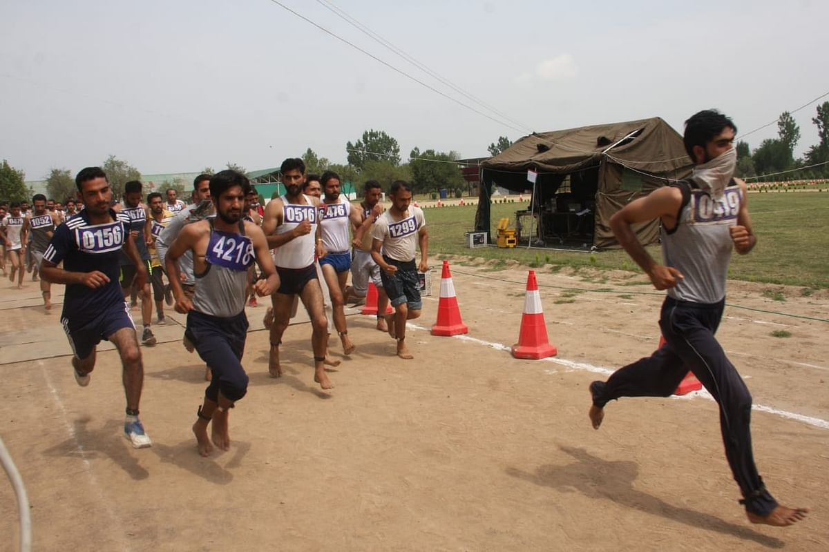 Army to conduct recruitment rally from May 17 in Bandipora