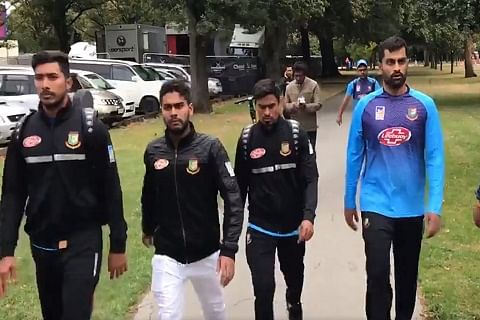 Bangladesh cricket team escapes New Zealand mosque shooting: official
