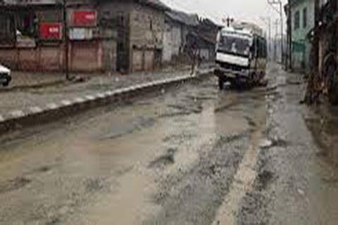 Al-Noor Colony inhabitants seek road repairs