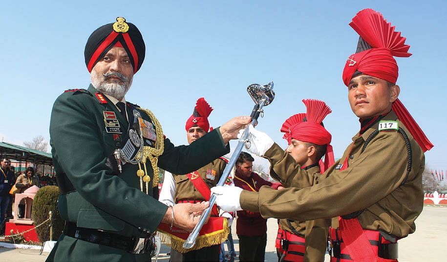Persuade your sons to return: GoC to militants' mothers