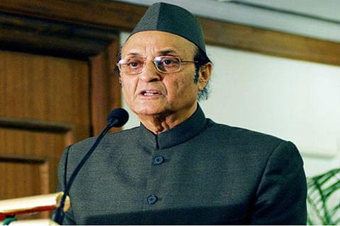 Karan Singh condemns Nepal PM's statement on Ayodhya