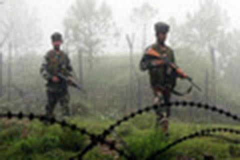 Ceasefire violation again in Rajouri