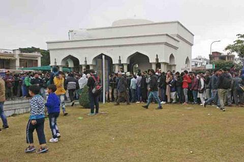 Bathindi's Makkah masjid management thanks Governor for organising langars for stranded passengers