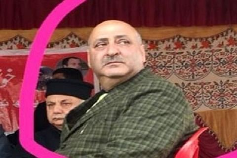 NC leader Syed Tauqeer booked for inciting violence against Forest Department