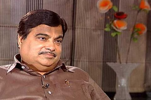 Centre working to stop water of India's share into Pak: Gadkari