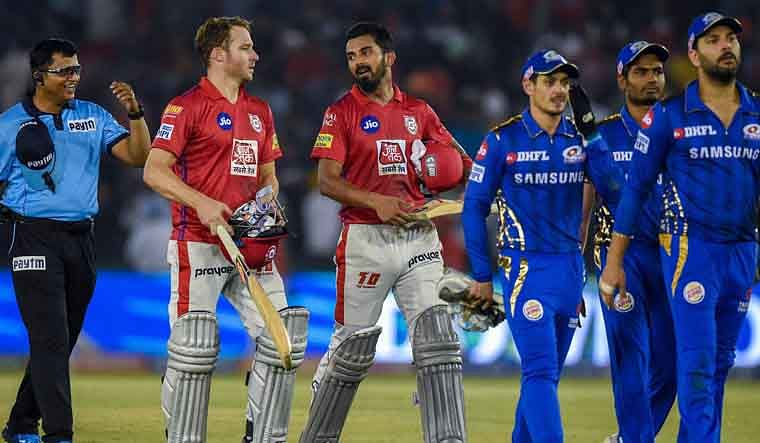 IPL: Rahul's unbeaten 71 guides Punjab to win over Mumbai