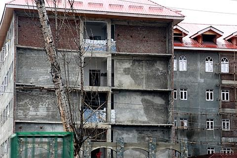 Forces occupy under construction hospital at Bemina